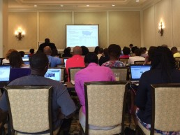 Digital Training Seminar Held for Largest Group of Unified Black Owned Newspapers