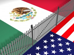 Mexico U.S. Border